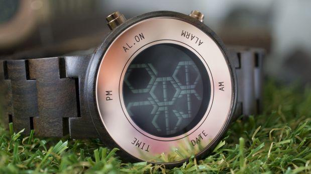 Tokio Flash comercializa el reloj que combina naturaleza con tecnología japonesa