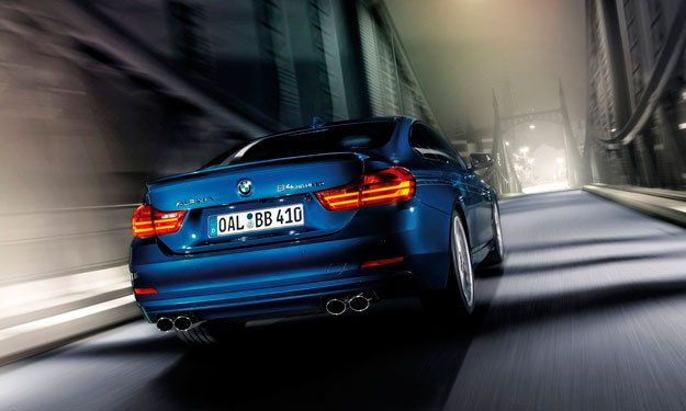 BMW Serie 4 Coupe Bi Turbo