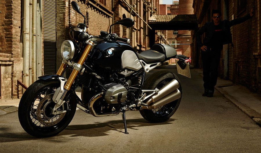 BMW Motorrad celebra su 90 aniversario con Nine T