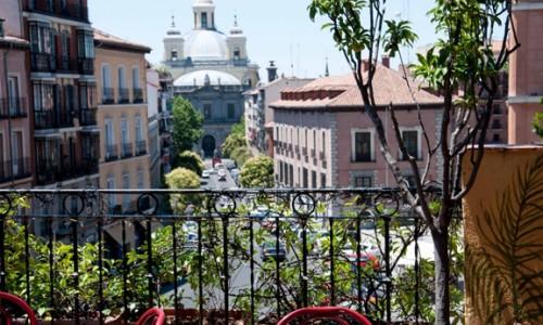 Terraza de El Viajero