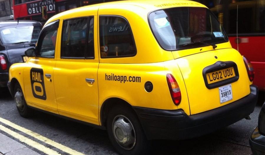 Hailo, app reserva y pago taxi mediante smartphone