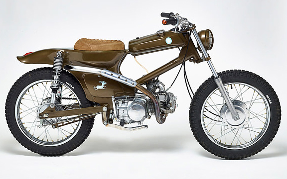 honda cub dirty donkey