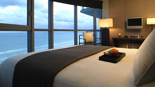 Hotel Setai Miami, lujo para vacaciones en Miami Beach, hotel recién reformado