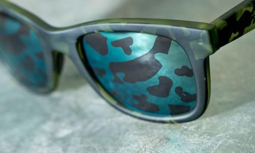 Full Camouflage Sunglasses