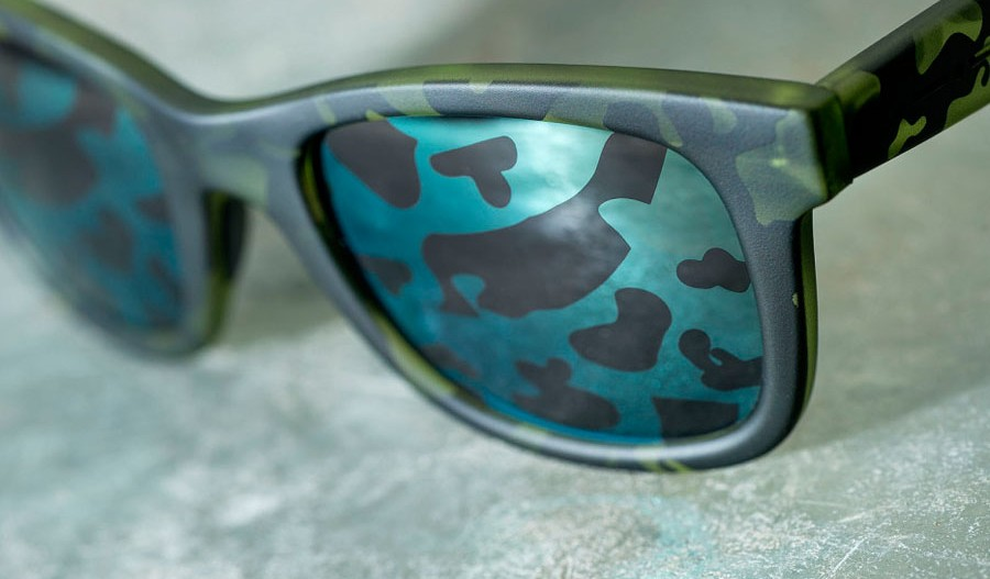 Full Camouflage Sunglasses