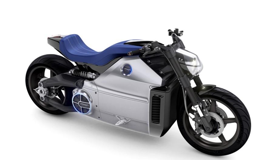 Voxan Wattman, la moto eléctrica más potente del mundo, lujo en motor