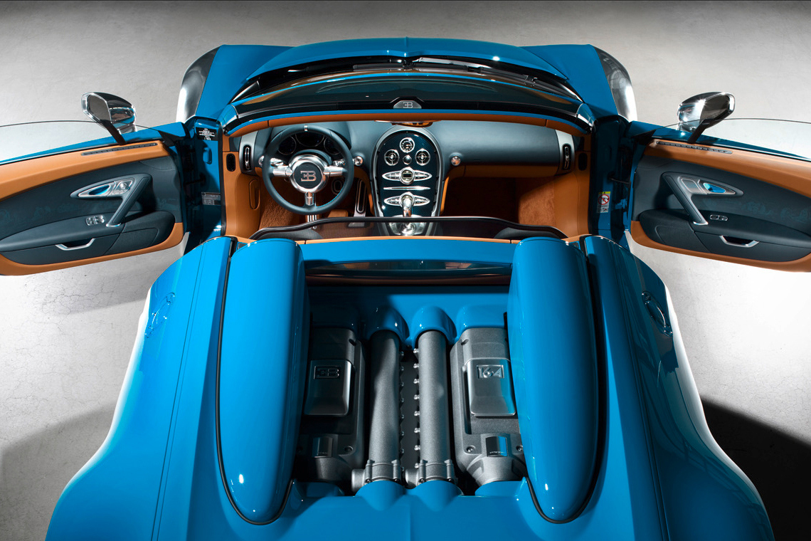 Veyron Vitesse Meo Constantini Grand Sport