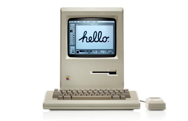 30 Aniversario del Macintosh