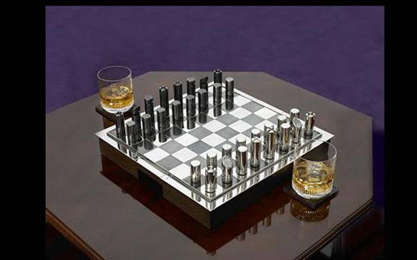 Ajedrez Ralph Lauren Bond Game Set