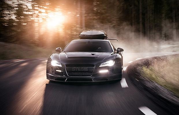 Audi R8 Razor GTR