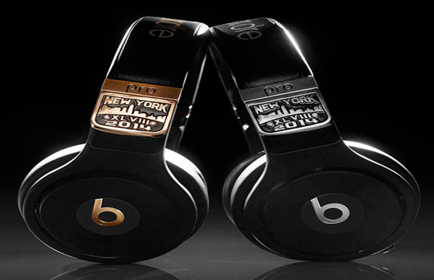 Beats by Dre Super Bowl Especial Edition