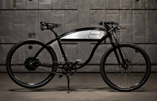 Derringer Electric Bike