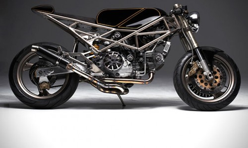 Hazan Motorworks Ducati Monster 900