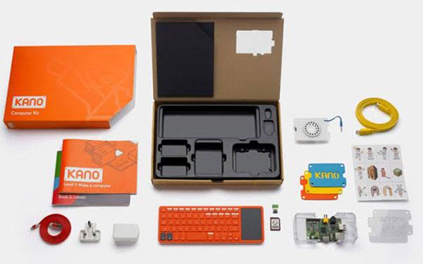 Kano DIY Computer Kit