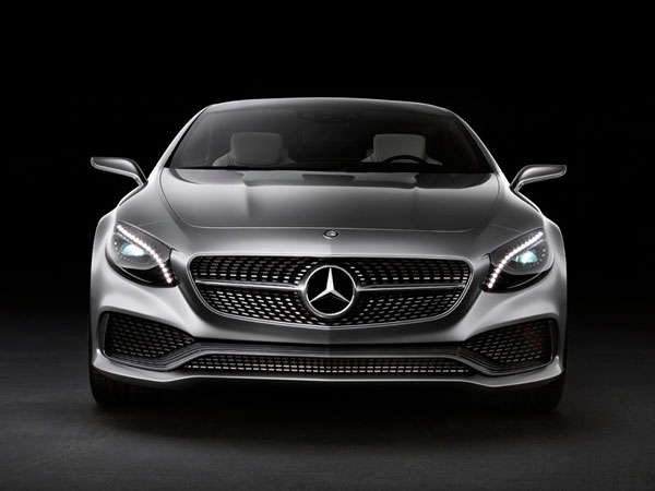mercedes class s coupe