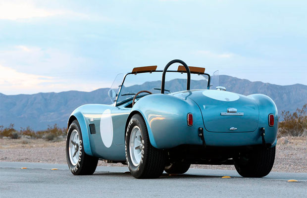 Shelby 289 FIA Cobra