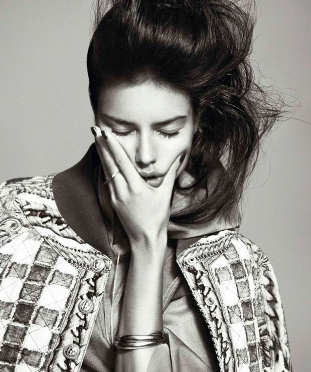 Adriana Lima by Nico