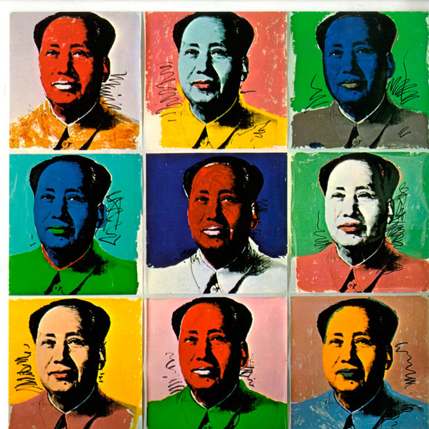 Andy Warhol Mao Tse Tung