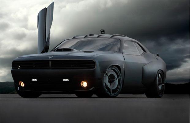 Dodge Challenger Vapor