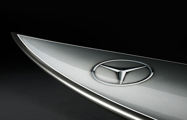 Mercedes Benz AMG Surfboard