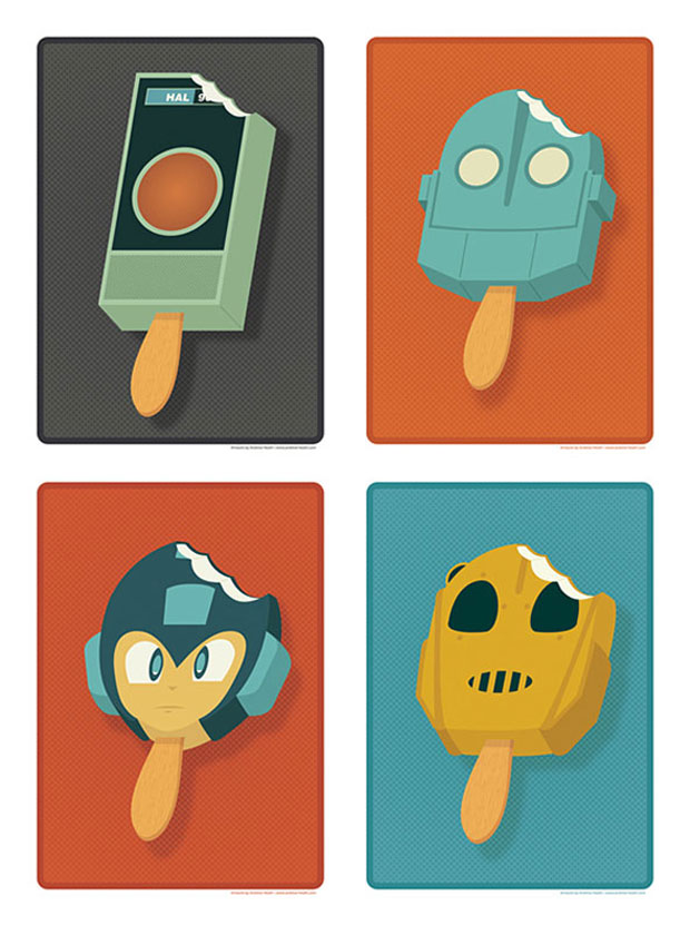 Andrew Heath Popsicles