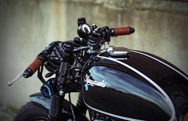 HB Customs Kawasaki Z 750