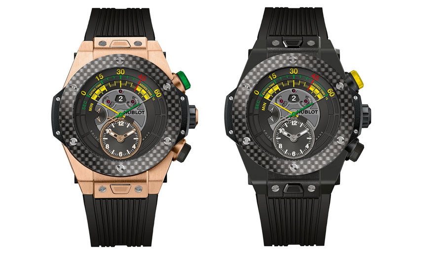 Hublot Big Bang Unico Bi-Retrogrado Chrono