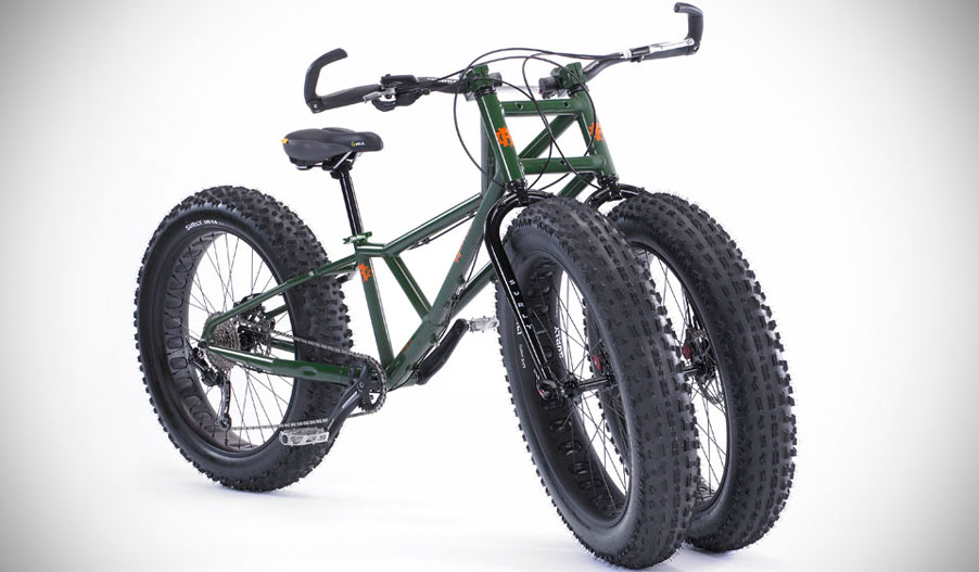 Juggernaut Fat-Tire Trike
