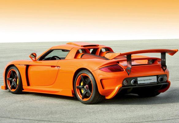 Koenigseder Porsche Carrera GT