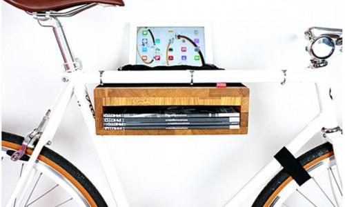 Oona Bicycle Shelf