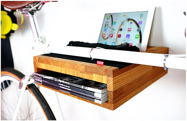Oona Bicycle Shelf