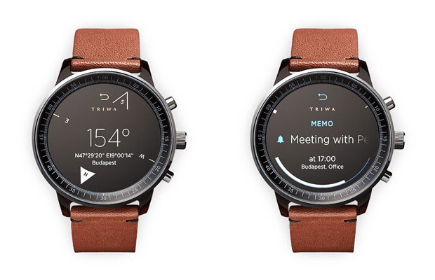 Triwa Smartwatch Concept