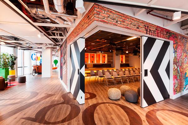 oficinas google amsterdam