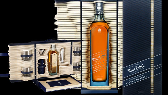 Alfred Dunhill Johnnie Walker