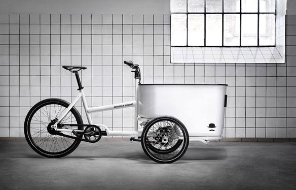 Bicicletas MK1 Cargo