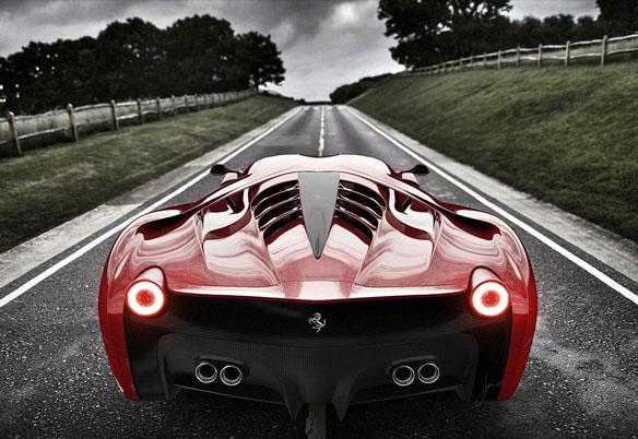 Ferrari 458 Italia Project F