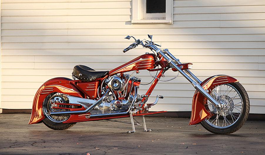 Harley Davidson Conquistador Surf Bike