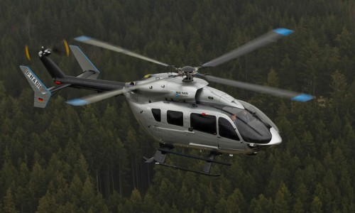 Helicóptero Airbus EC145