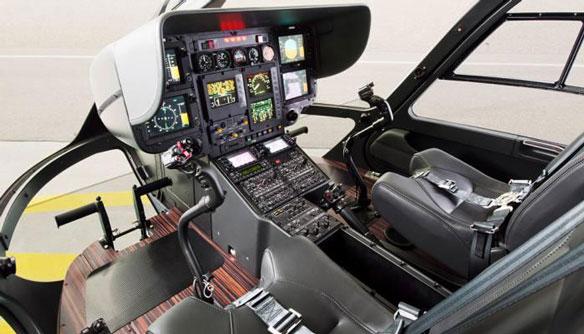 Helicoptero Airbus EC145