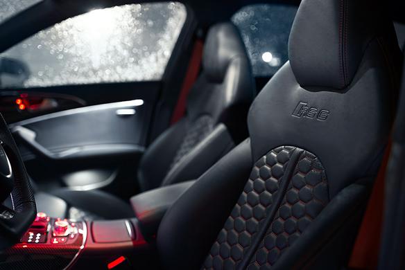 Jon Olsson Audi RS6 2014