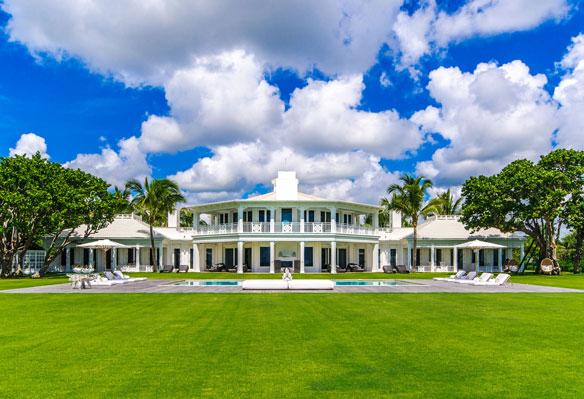 La Casa de Celine Dion