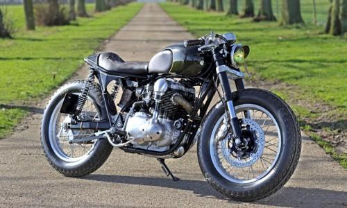 Merlin Kawasaki W650
