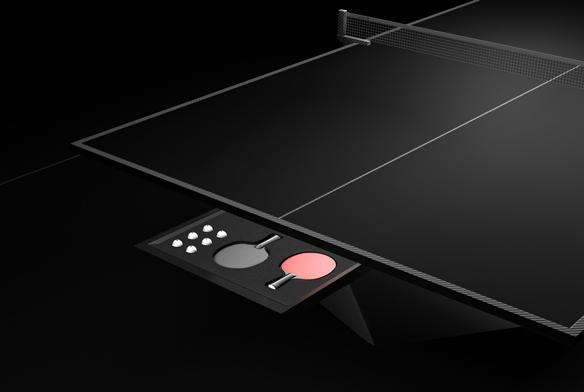 Mesas de Ping-Pong 11 Ravens