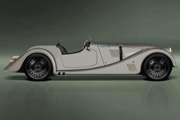 Morgan Plus 8 Speedster
