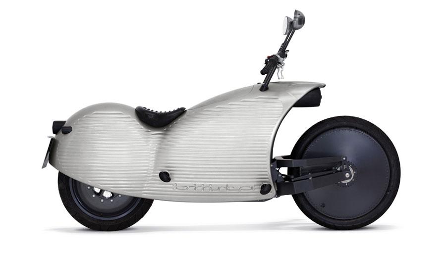 Moto Eléctrica Johammer J1