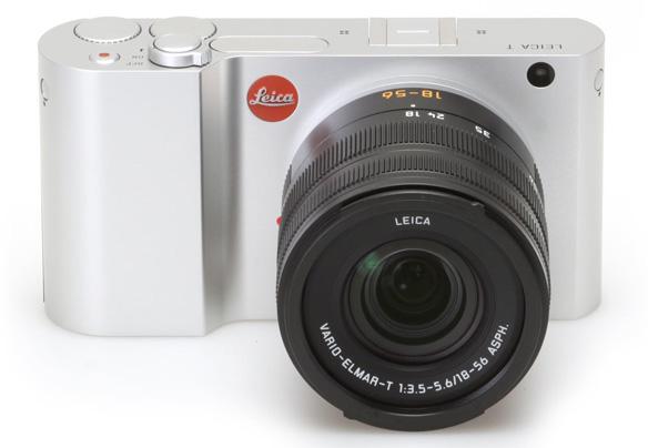 Nueva Leica T