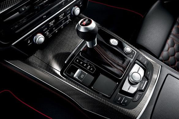 Nuevo Audi RS7