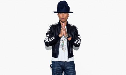 Pharrell Williams y Adidas