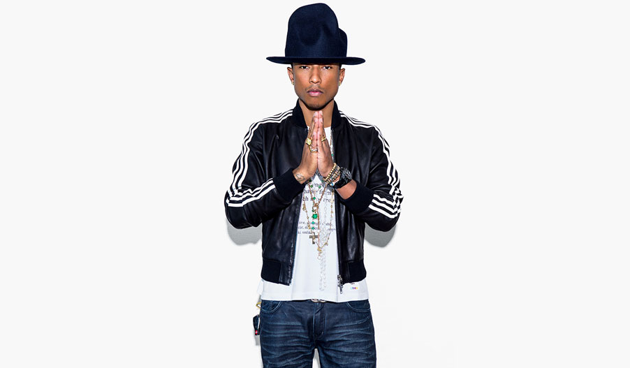 Pharrell Williams y Adidas