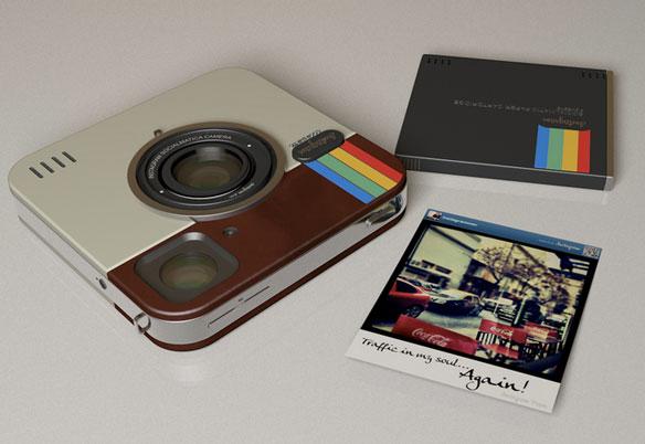 Polaroid Socialmatic